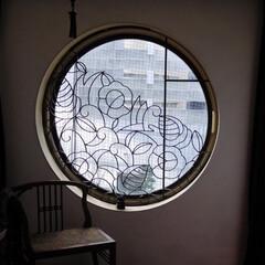 ロートアイアン/アイアン/面格子/窓装飾/特注/オリジナル/... ロートアイアンは洋風だけでなく、いろいろ…