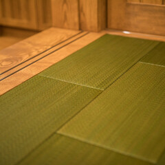 敷き畳/TATAMO/畳 厚さ15ミリのイグサでつくる本格的な敷き畳