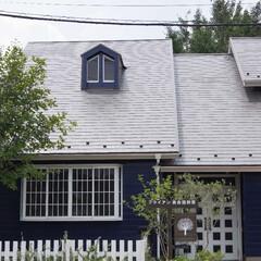 メンテナンス/外壁屋根/塗装/台風 去年の今頃、家の屋根と外壁の塗装のし直し…