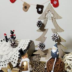 クリスマス飾り/インテリア LIMIA……かなりのご無沙汰です💦 皆…