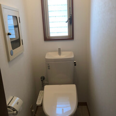 リフォーム 念願だったトイレのリフォームをしました。…