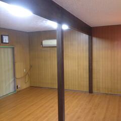 生活空間/揺れ/自然塗料/不動産・住宅/木造/構造/... 二階建て住宅の一階部分を補強工事しました…