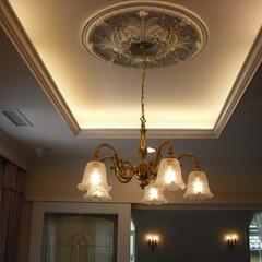 輸入住宅/ドライウォール/AEP塗装 天井・壁 ドライウォール下地&AEP塗装…(1枚目)