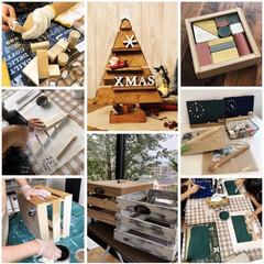 手作り家具/オーダーの品/DIYアドバイザー/ワークショップ講師/DIY 連投失礼します💦 スマホの画像整理をして…(1枚目)
