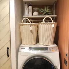 セルフリノベーション/HOMECORDY/ホームコーディ/洗濯カゴ/洗濯機上収納/収納棚/... 『こだわりのランドリーボックス』 イベン…