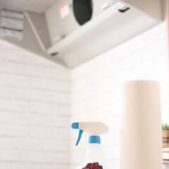 換気扇掃除/なまはげ/茂木和哉/コストコ/キッチン/キッチン雑貨/... 換気扇と、換気扇の大掃除に使ったなまはげ…