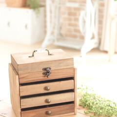 薬箱/薬箱diy/救急箱DIY/救急箱/DIY/雑貨/... セリアの材料で救急箱作りました。ブログに…
