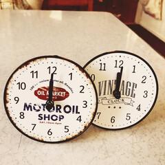 一目惚れ/アンティーク調/時計/雑貨/セリア セリアの戦利品です、アンティーク調で可愛…
