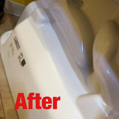 お掃除/トイレ/洗面所/キッチン/水回り/シンプルライフ/... 単発で、お客様のお家のお掃除に行ってきま…(1枚目)