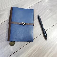 文房具/ライトノベル/ノートカバー/手帳カバー/ハンドメイド/雑貨/... A6サイズのノートや手帳、ライトノベル用…