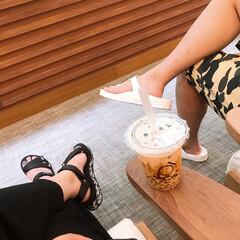 KOI the'/タピオカ/9月 今日ゎめっちゃ暑い☀️✨ 最近雨続きだっ…(1枚目)