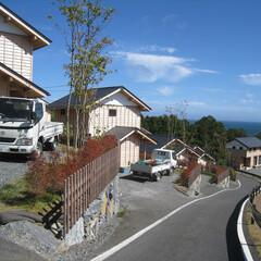 木造住宅/自然素材/復興住宅/漆喰/国産木材/木の家 石巻白浜復興住宅。東日本大震災の津波で被…