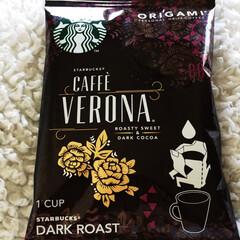 コーヒー/スターバックス/フード 今からいただきます☺️