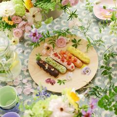 庭/ガーデニング/生花/ナチュラル/装飾/デコラティブ/... 日比谷花壇オリジナルのこだわりの食用バラ…