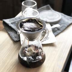 キャンドゥ/コースター/コーヒードリッパー/リピート買い/レギュラーコーヒー/フォロー大歓迎/... 夏はやっぱりアイスコーヒー! インスタン…