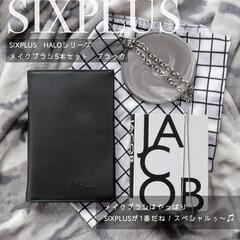 SIXPLUS 高級動物毛アイメイクブラシ7本セット(その他アイシャドウ)を使ったクチコミ「SIXPLUSのこちらの新商品、さすがで…」