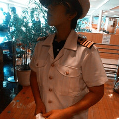 旅行/旅 船長コス