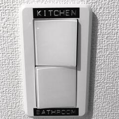 住まい/キッチン/節約/ハンドメイド/DYMO/モノトーン/... 本当にじわじわですが部屋のものを憧れのモ…