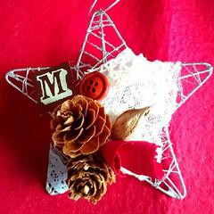 クリスマスアイデア/クリスマス手作り/クリスマス飾り/クリスマスインテリア/クリスマスツリー/クリスマス雑貨/... クリスマスオーナメント作りまくりました❤