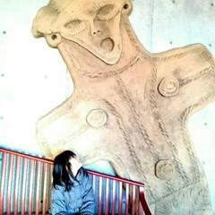 青森市/おでかけ/三内丸山遺跡/フォロー大歓迎 今日は青森市三内丸山遺跡へ出掛けました。…