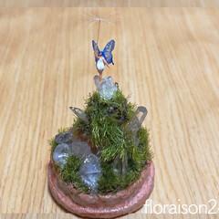 わたしの手作り 『水晶谷の妖精』試作品(1枚目)
