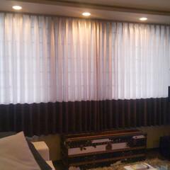 モダンリビング/切り替え/胴つなぎ/川島織物セルコン 詳しくはスタッフblogをご覧ください。…