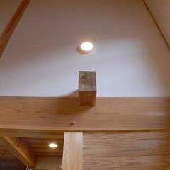 木組の家/漆喰/小屋組み/意匠/架構/オダ工務店/... 木組の家の平屋は小屋組みが意匠になります…