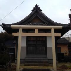 神社/鳥居/製作/オダ工務店/檜/愛知/... 地元の神社の鳥居を製作させて頂きました。