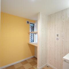 設計/デザイン/中古住宅/アーチ開口/収納棚/可愛いお家/... リノベーションで生まれ変わる住まい〜夏は…(3枚目)