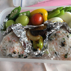 お弁当/フード 暑い!何も作りたくない(^◇^;) 鍋ひ…