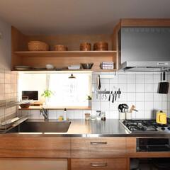 造作キッチン/ますいいリビングカンパニー 光のさす家 ますいいリビングカンパニーで…