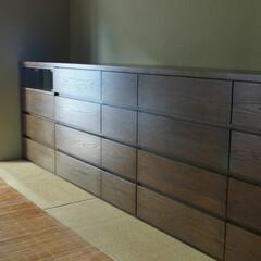 インテリア/家具/リビング/サイドボード/収納 sideboard (造作家具設置込)