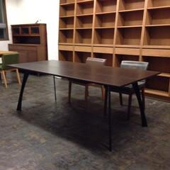 ダイニングテーブル/dininng/テーブル/和風/スチール脚/鉄脚/... ダイニングテーブル KW338 sl-d…