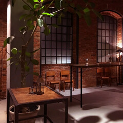 建築/カフェ/バー/レンガ MAZIGOO CAFE
