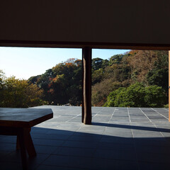 建築 天空の鎌倉