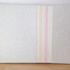 アート/壁掛け/壁紙/パネルアート/アクセント 複数の壁紙をLdpらしくコーディネートし…