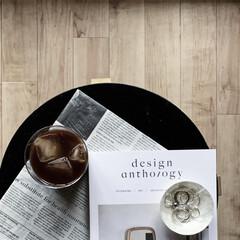 IKEA/洋書/インテリア/海外インテリア/シンプリスト/海外インテリアに憧れる/... コーヒータイム 最近、は無糖派です。 ミ…