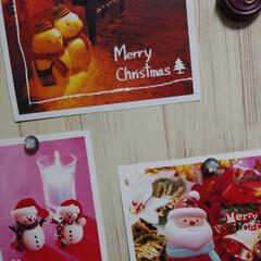 ポストカード/クリスマス 毎年歯医者さんからかわいいハガキが届きま…