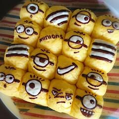 フード ミニオン大好き❤️ カボチャのちぎりパン(1枚目)