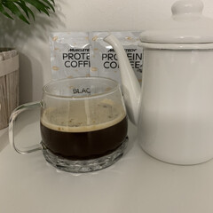 プロテインコーヒー   マッスルテック(その他プロテイン)を使ったクチコミ「またもや!!無料モニター当選させて頂きま…」(4枚目)