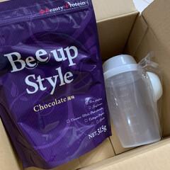 Bee up Style Chocolate風味 | Bee up Style(ソイプロテイン)を使ったクチコミ「皆様ご無沙汰です(・∀・) LIMIAの…」(2枚目)