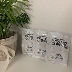 プロテインコーヒー | マッスルテック(その他プロテイン)を使ったクチコミ「またもや!!無料モニター当選させて頂きま…」