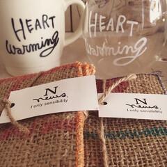 グラス/カップ/インテリア雑貨/カフェ/自宅カフェ/雑貨カフェ/... お気に入りの雑貨に囲まれて♡ 毎日を楽し…