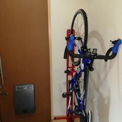 ロードバイク収納/ロードバイク/サイクルスタンド サイクルロッカー