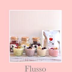 基本のソース/パンケーキ/Flussoアンバサダー/Flussoフルーツソルト/Flusso 【 ヘルシー♡基本のパンケーキソース♡】…