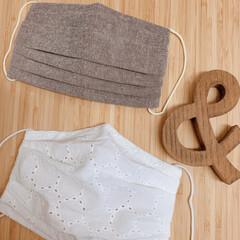 10分で作れる/縫わない/立体型/大人マスク/裁ほう上手/マスク もっと簡単に、手軽に立体型布マスクを作り…