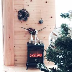 スワッグ/ボールリース/松ぼっくり/ハンドメイド/クリスマス/オブジェ/... 松ぼっくりで、スワッグ、ボールリースを作…