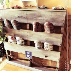 木製パレット/ルームシューズ/DIY 木製パレットのルームシューズ(スリッパ)…