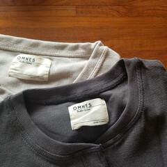 プチプラファッション/Tシャツ/ヘンリーネックT/おしゃれ/暮らし/お家でもオシャレ 暑くなってきたので購入。着心地よくてめっ…