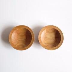 木の器 クルミの器